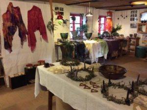 Juleudstilling 2014